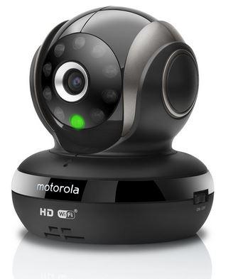 motorola hubble. наблюдение с помощью смартфона, планшета или компьютера; motorola hubble