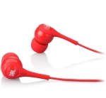 Наушники Наушники JBL Tempo In-Ear J01B, Red