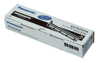Тонер-картридж Panasonic KX-FAT403A